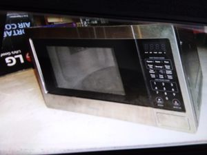 Emerson stainless steel microwave. for Sale in West Jordan, UT