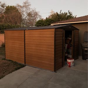 Storage Shed for Sale in Long Beach, CA