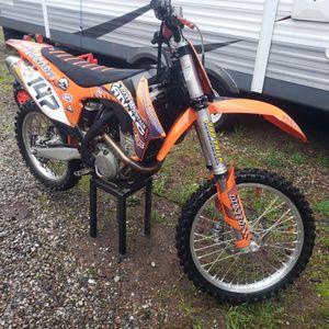 2012 ktm 350sxf for Sale in Seattle, WA