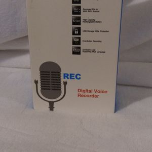 Digital Voice Recorder 32gb for Sale in Murrieta, CA
