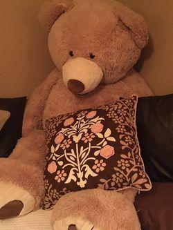 "Giant Teddy Bear 60"" for Sale in Lakewood,  WA"
