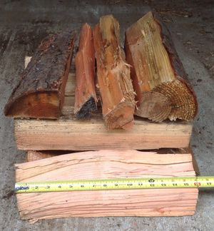 Firewood for sale dry split seasoned many cords for Sale in Aberdeen, WA