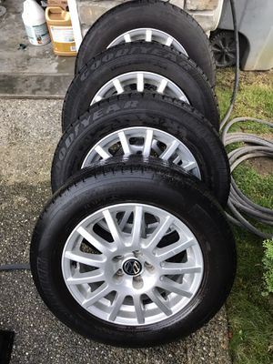 15x7 5x100 ET 38 VW Golf Wheel for Sale in Everett, WA