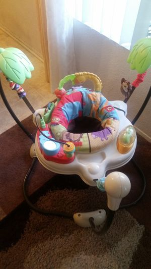 Animal activity baby jumper for Sale in San Diego, CA