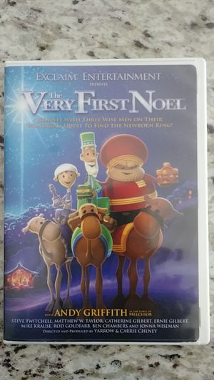 DVD the Very First Noel for Sale in Peoria, AZ