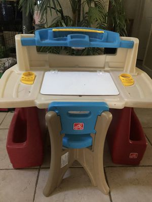 Step 2 kids desk for Sale in Discovery Bay, CA