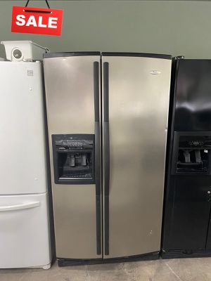 36 in. Wide Refrigerator Fridge Whirlpool MESSAGE NOW! #1490 for Sale in Orlando, FL