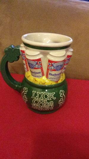 """1993 Budweiser """"Luck O' the Irish"""" St. Patrick's Day for Sale in Mount Clemens, MI"""