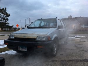 Honda Civic wagon 4wd for Sale in Yorkville, IL