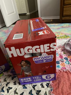 Diapers and pull ups for Sale in Brandon, FL