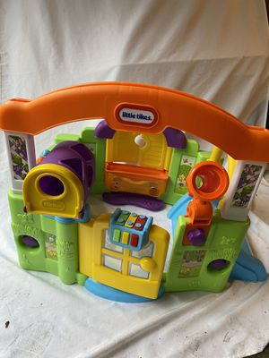 Little Tikes activity garden play set for Sale in Lynnwood, WA