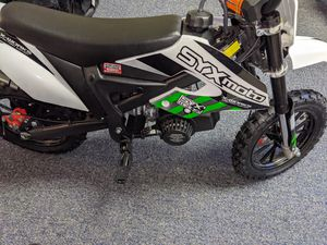 50cc SYX Kids Beginner Dirt Bike for Sale in Woodstock, GA