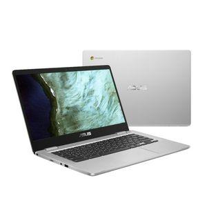 "ASUS C423 14"" Celeron 4GB/64GB Chromebook, 14"" HD Nano-Edge Display, Intel Celeron N3350, 4GB DDR4, for Sale in Palo Alto, CA"