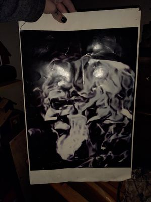 Jerry garcia print for Sale in Canton, IL