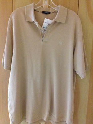 Burberry shirt size large for Sale in Las Vegas, NV
