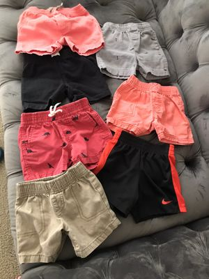 6 Short for baby 12 mont for Sale in Tampa, FL