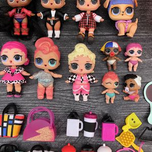 Lol Collector Dolls Toy Lot for Sale in San Diego, CA