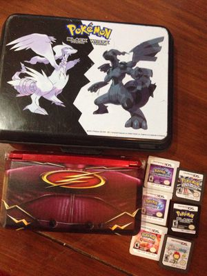 Red Nintendo 3DS with Games (Bundle or Sold Separately) (Details & Prices in Description) for Sale in Columbus, OH