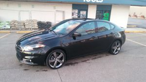 Minor Damaged 2015 Dodge Dart Gt automatic only has 12,000 miles for Sale in Alpena, MI