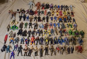 Huge Marvel Legends, dc direct, misc action figure lot for Sale in Ballston Spa, NY