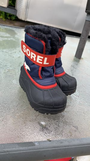 Sorel Toddler Boys Snow Commander Boots for Sale in Miami, FL