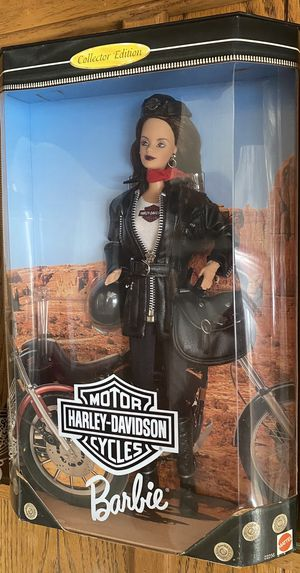 Barbie Harley (Never opened) Collectors edition for Sale in Moore, OK