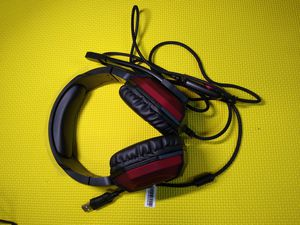 USB Gaming Headset with MIC for Sale in Hollywood, FL