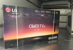 """65"""" LG OLED HDR SMART TV 4K for Sale in Las Vegas, NV"""