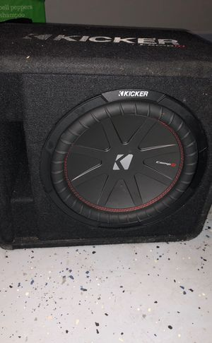 Kicker Comp R 12in VCR122 for Sale in Frederick, MD