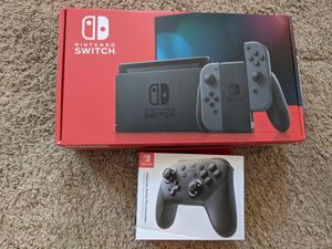 New Nintendo Switch with Controller for Sale in Laurel, MD