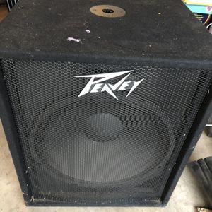 Dj Speakers/ Equipment for Sale in Stockton, CA