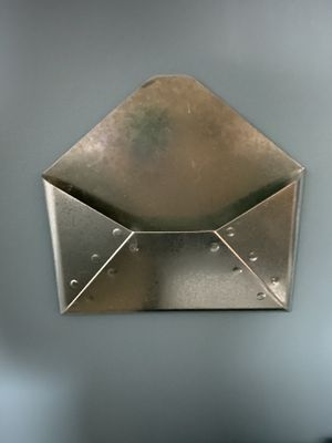 Metal mail holder for Sale in Riverside, CA