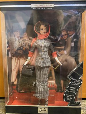 Hollywood Movie Star Collection Publicity Tour Barbie for Sale in Douglasville, GA