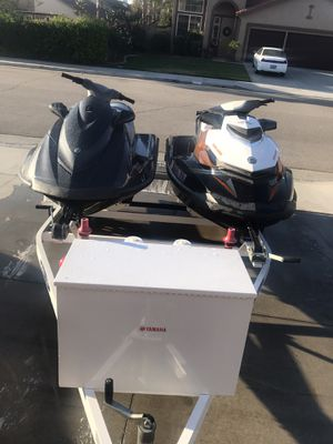 Seadoo GTX 215 and Yamaha VX Deluxe for Sale in Menifee, CA