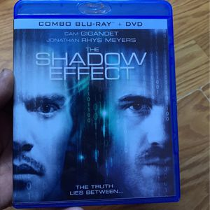 The Shadow Effect Blu-ray for Sale in Palmdale, CA