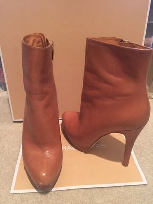 Michael Kors Rare York Ankle Boots Size 6 1/2 for Sale in Las Vegas, NV