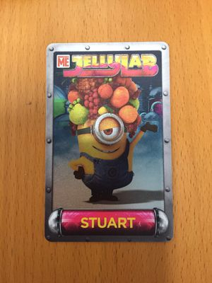 Minions Dave and busters holo Stuart for Sale in Las Vegas, NV
