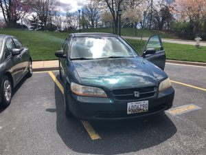 2000 Honda Accord for Sale in Rockville, MD