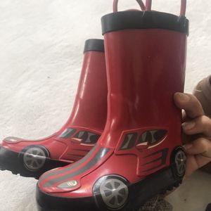 Cat & Jack Rain Boots Size 6 Toddler Boys for Sale in Los Angeles, CA