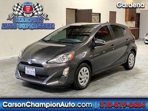 2016 Toyota Prius c for Sale in Gardena, CA