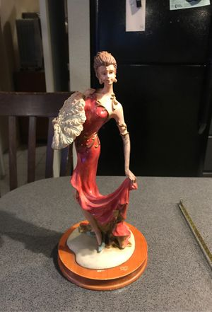 13 inches tall flapper girl for Sale in Austin, TX