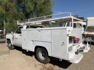 1989 GMC SIERRA for PARTS for Sale in San Bernardino, CA