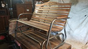 Outdoor Glider Bench for Sale in Santa Maria, CA