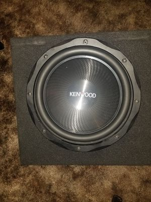 12 kenwood kac-8105d for Sale in South Gate, CA