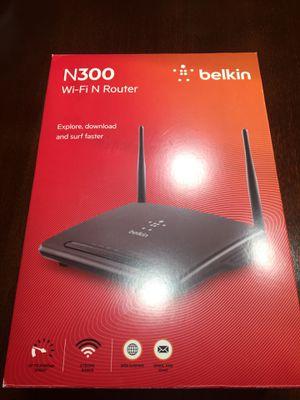 Wifi / Router - N300 Belkin for Sale in Woodbridge, VA