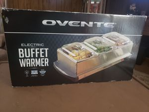 Electric buffet warmer for Sale in Parkesburg, PA
