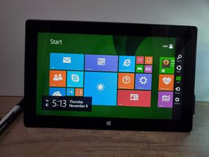 Microsoft surface RT 64GB black for Sale in El Monte, CA