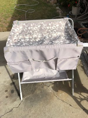 Baby Folding Changing Table for Sale in Long Beach, CA