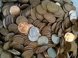 Over 1,000 Wheat Pennies (1909-1958) for Sale in Wenatchee, WA