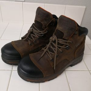 Timberlands Pro Work Boots Size 10.5 for Sale in Riverside, CA